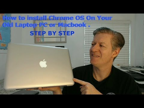 Upgrade Old Computer To Chrome OS For FREE, MacBook Pro Or Windows