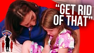6 Year Old Gets Upset By Nap Bed Being Taken Away | Supernanny US