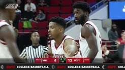 2017.11.10 VMI Keydets at NC State Wolfpack Basketball
