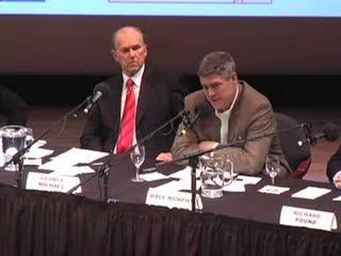 Steroid Debate 13/14- Intelligence Squared U.S.