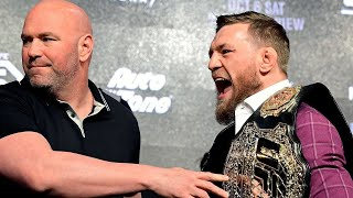 Dana White Confirms Conor McGregor's Next Fight Is Huge!