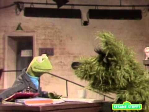 Sesame Street: Kermit Casts the Big Bad Wolf