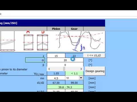 Machine Design Tutorial MDP19_CUFE