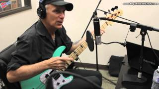 """Billy Sheehan Demonstrating the Solo in """"Not Hopeless"""" by The Winery Dogs on Flo Guitar Enthusiasts"""