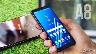 Samsung Galaxy A8 : Test & Avis ! 📱