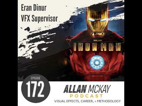 172 -- Eran Dinur, VFX Supervisor - YouTube