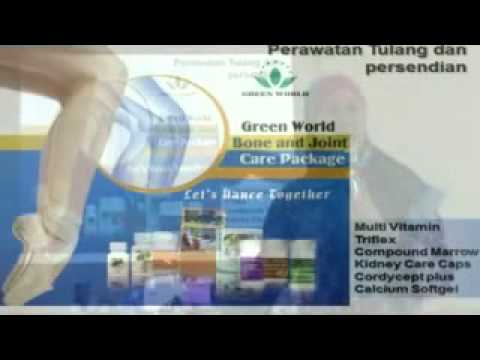 Product Knowledge green world global