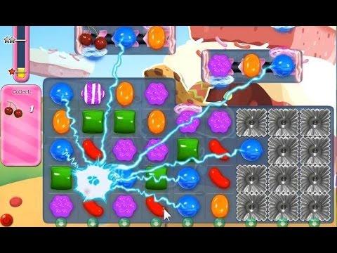 Candy crush saga level 1642 hard level no booster youtube - 1600 candy crush ...