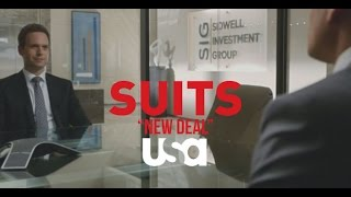 Suits: Season 4 Episode 6 - promo: New Deal