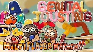 Multiplayer Mayhem Season 4 - Genital Jousting