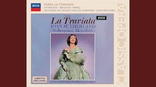 """Verdi: La traviata / Act 3 - Prelude. """"Annina? Comandate?"""