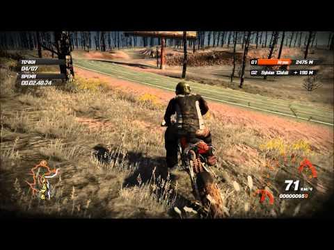 одинокий волк в игре Fuel