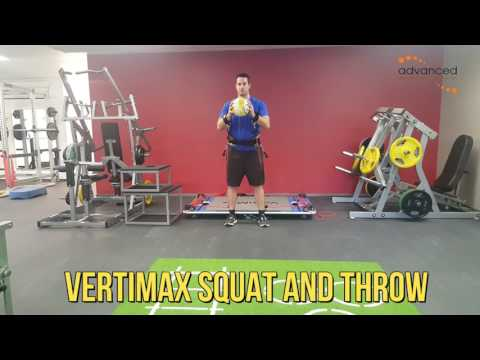 VERTIMAX SQUAT AND THROW
