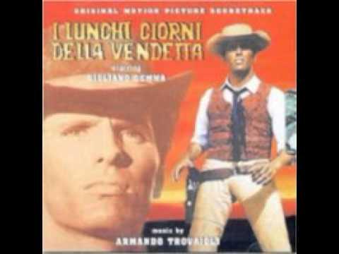Spaghetti Western: Armando Trovaioli - I Lunghi Giorni della Vendetta - Amore per una Squaw