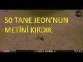 METİN2 TC 99 LEVEL İLE 50 TANE JEON-UN METİNİ KIRDIK .