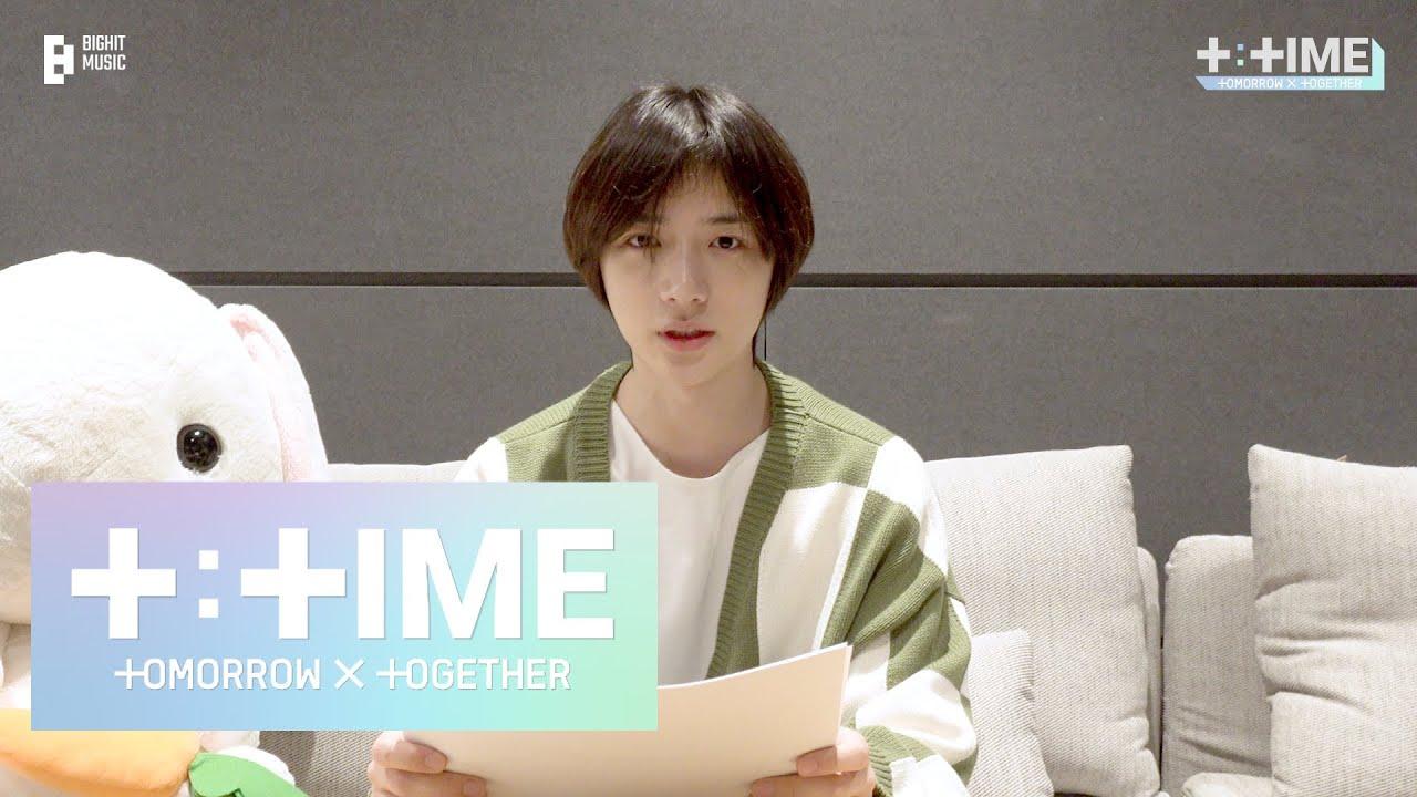 [T:TIME] 210505 X:TIME - TXT (투모로우바이투게더)