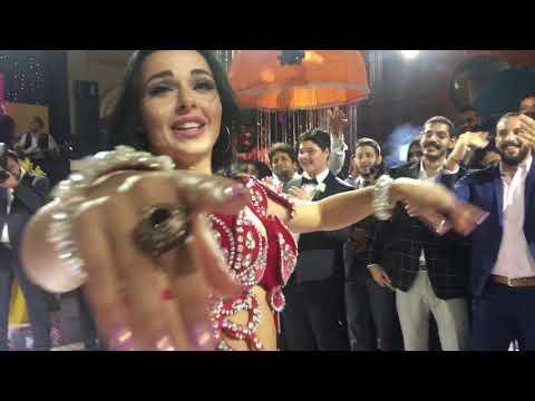 ALLA KUSHNIR BELLY DANCE WEDDING IN CAIRO 2018/أللا كوشنير رقص شرقي ميچانسي فرح في القاهرة ٢٠١٨ thumbnail