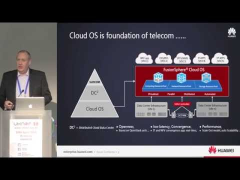 UKNOF28 - Converged IT Infrastructure for virtual networking