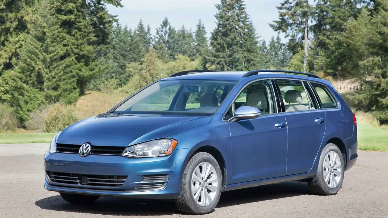 2017 Volkswagen Golf Sportwagen Essentials No More Tdi But A Great Wagon Rema