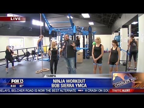 Bob Sierra's YMCA NEW MoveStrong Equipment Featured On FOX News