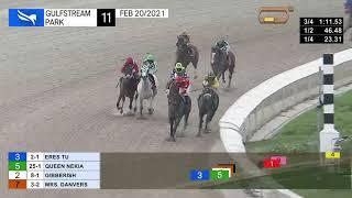 Vidéo de la course PMU ROYAL DELTA S.