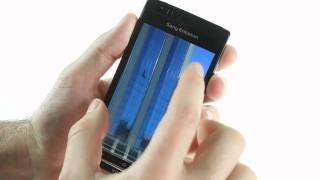 Sony Ericsson XPERIA Arc hands-on