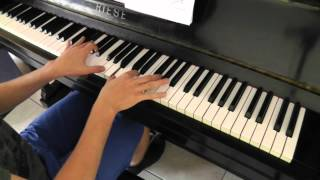 Comptine d'un autre été (Die Fabelhafte Welt der Amélie) Piano Cover [HD/HQ]