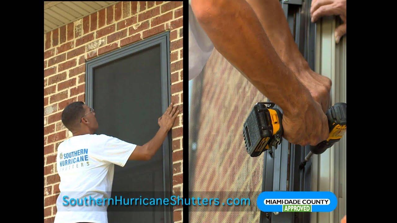 All Guard Shutters southern hurricane shutters