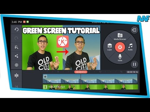 The technology that's replacing the green screen.