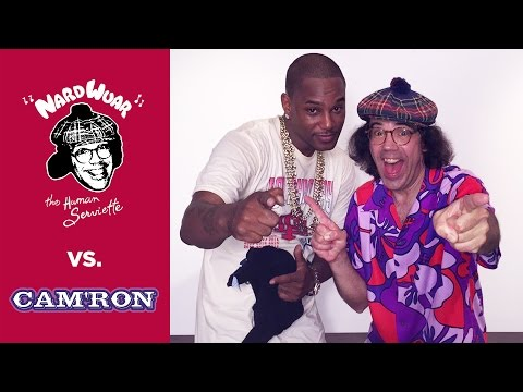 Nardwuar vs Cam&39;Ron