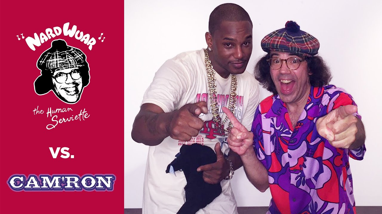 Nardwuar Interviews Cam'Ron at The Smokers Club