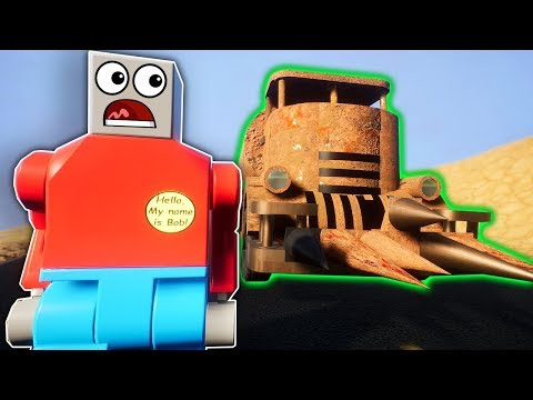We Got Chased By a Lego Ghost Truck Driver! - Brick Rigs Roleplay Multiplayer |