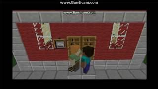 Анимация про Minecraft.18 эпизод.Halloween.