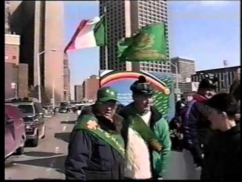 1996 James O. Flynn A.O.H. Detroit St. Patrick