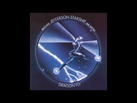 Клип Jefferson Starship - Hyperdrive