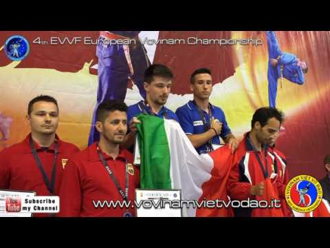 4th EVVF European Vovinam Championship - Song Luyện Mã Tấu