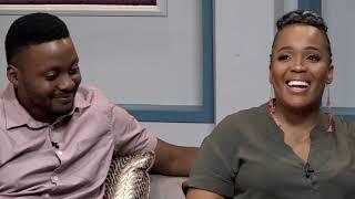 Tumi Morake & Mpho Osei-tutu on family and the secret to their marriage!