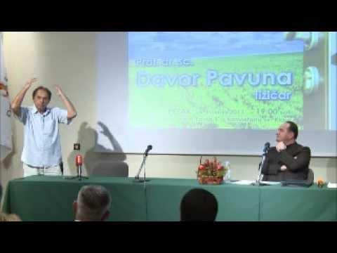 Dr. Davor Pavuna na tribini 'Otvoreno o vjeri' - Prvi dio