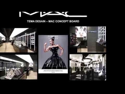 MAC Cosmetics Interior Project