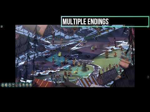 The Banner Saga 3 gameplay |