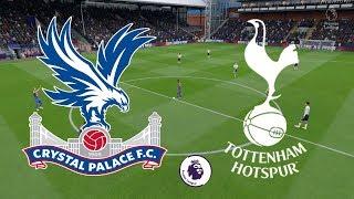 Premier League 2018/19 - Crystal Palace Vs Tottenham - 10/11/18 - FIFA 19