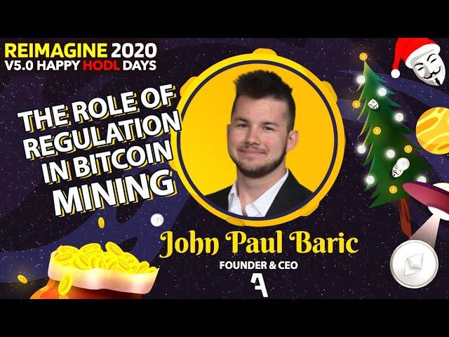 John Paul Baric - Aurum Capital Ventures - Bitcoin Mining Pays