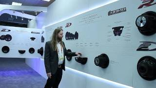 Alpine Electronics @ CES 2012 | Pacific Stereo