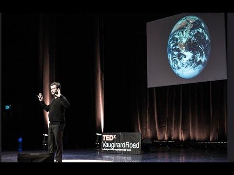 Experiencing the Whole Earth / Admirer la Terre en entier | Jean-Pierre Goux | TEDxVaugirardRoad