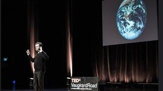 Voir la Terre comme vous ne l'avez jamais vue | Jean-Pierre Goux | TEDxVaugirardRoad