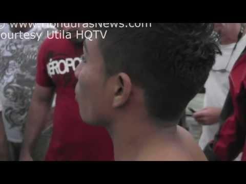 Captain Vern - Utila to Roatan Honduras Catamaran Ferry Service - Crew Member Account of Events