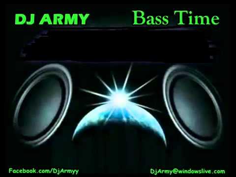 DJ Army - Bass Time. (dgm)