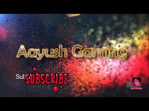 Aayush Gaming
