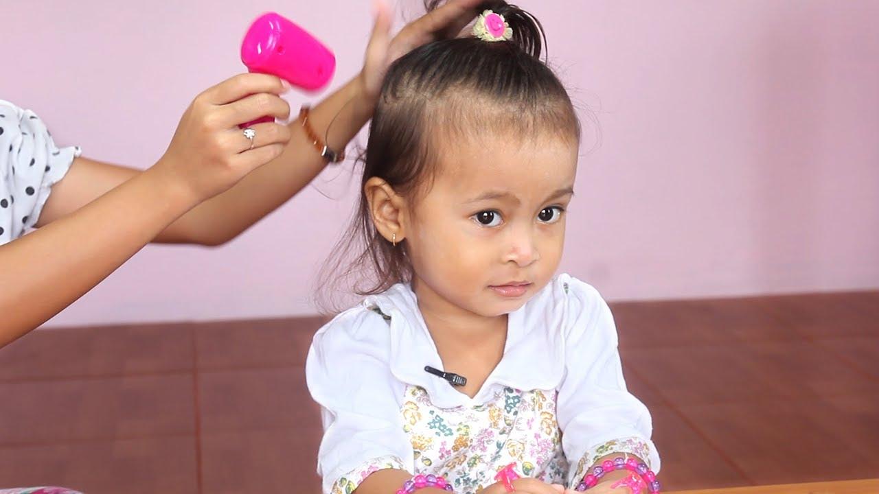 Unboxing Mainan Anak Meja Rias Shani Belajar Dandan Hehee Kids Make Up Youtube