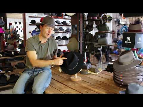 Akubra Leisure Time Hat Review- Hats By The Hundred 07dcbde1f684